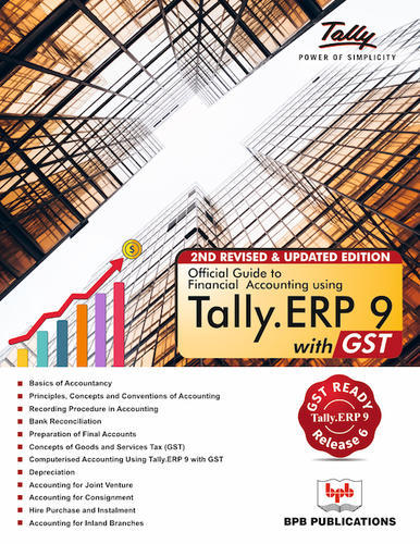 Tally Erp 9 With Gst Book