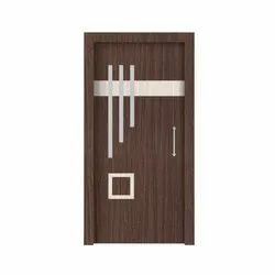 Brown Wooden Flush Door
