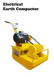 Electrical Earth Compactor