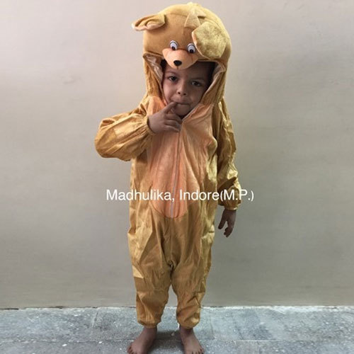 Jerry Animal Costume