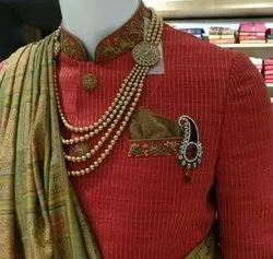 Sherwani accessories