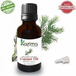 KAZIMA 100% Pure Natural & Undiluted Cajeput Oil