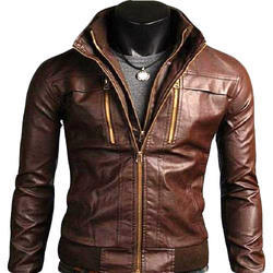 Mens Leather Jackets Gents Leather Jackets प र ष क