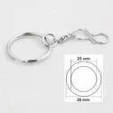 Inhaler Key Ring