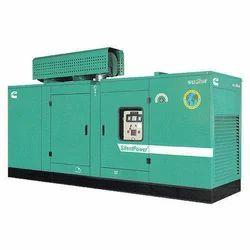 30 KVA Cummins Silent Diesel Generator, 415 V