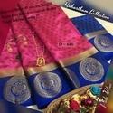 Kanjivaram Rich Peacock 2 Saree