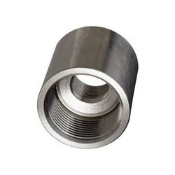 Plain Stainless Steel Coupling