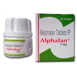 Buy Online Alphalan Melphalan 2mg Suppliers-Exporters India-Russia-China