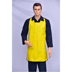 Yellow PVC Safety Apron