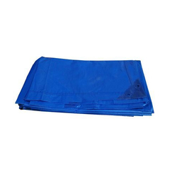 Blue Waterproof Tarpaulin