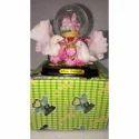 Crystal Ball Gift Figurine