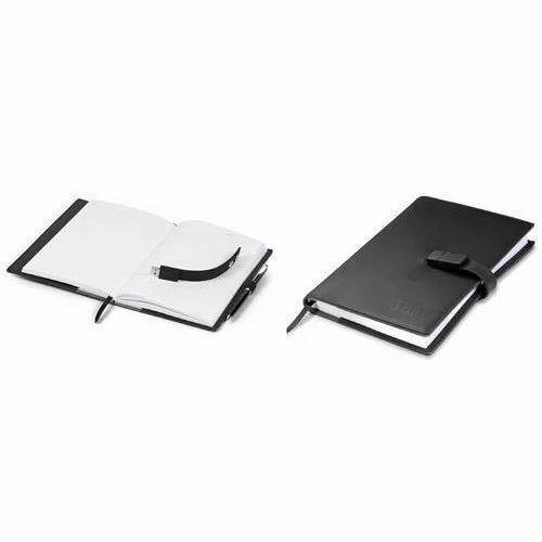 A5 Notebook Pen Drive