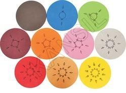 Magnet Fraction Disc For Mathematics Kit