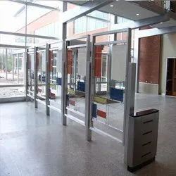 Aluminum and Glass Fabrication - A0009