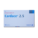 Cardace 2.5 Tablet
