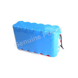 Ultrasonic Detector Lithium Battery 14.8v 6600mah Battery
