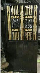Metal Steel Safety Door