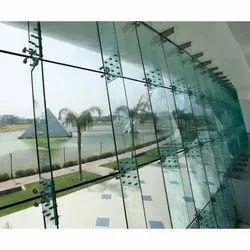 Transparent Architectural Glass, Size: 8x12 Feet
