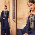 Style Palazzo Salwar Suit
