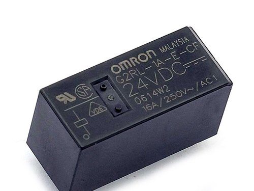Omron G5LE-1-E DC24 PCB Mount Power Relay SPDT 250V 16A Contacts 24VDC *New*