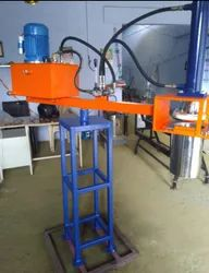 MAYAVAR Hydraulic Namkeen Machine