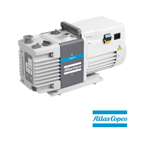 Atlas Copco Oil Sealed Rotary Vane Vacuum Pump GVS 16A