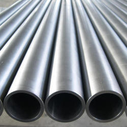 Seamless Stainless Steel Pipe, Shape: Round