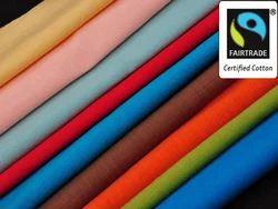Fair Trade Certified Organic Cotton Fabric