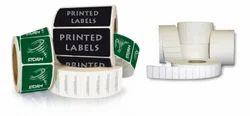 Self Adhesive Labels Printing Service