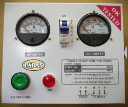 Single Phase Mcb Submersible Pump Control Panel