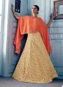 Party Wear Designer Indo Western Style Lehenga Choli