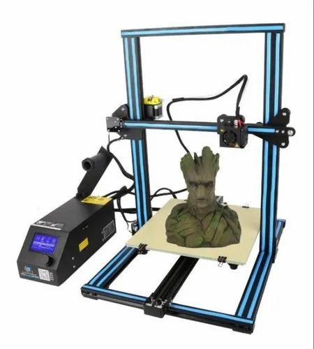 Creality 3D CR-10S DIY 3D Printer Kit 300x300x400mm Printing Size