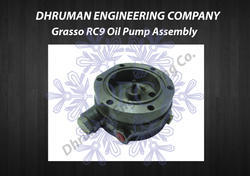 Grasso RC9 Oil Pump Assembly