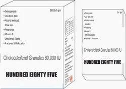 Cholecalciferol Granules 60,000 IU