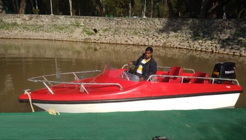 Speed Boat 4 Seater without OBM