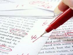 Copy Editing Services