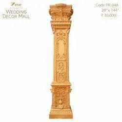PR04A Fiberglass Pillar