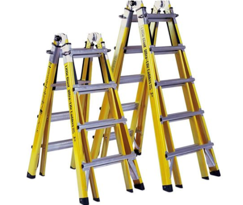 FRP Step Ladders - FRP Folding Ladders Manufacturer from Chennai