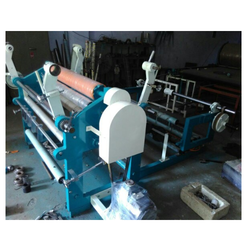 Drum Type Sliting Rewinding Machine