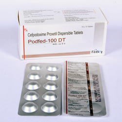 Cefpodoxime 100 Mg Tablet