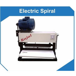 Kajal Electric Spiral Machine
