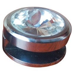 Brass Diamond Bracket