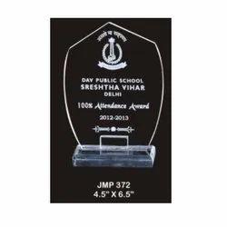 JMP 372 Award Trophy