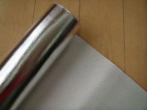 Aluminum Foil Coated Fiber Insulation