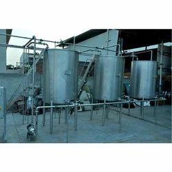 Pulp Based Juice Plant