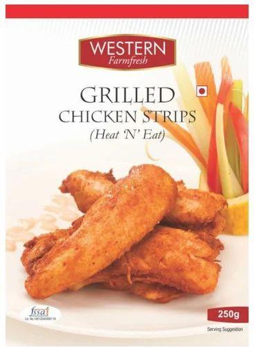 Grilled Chicken Strips | Poonamallee, Chennai | Western