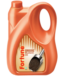 fortune Mustard Oil Filtered