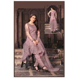 Embroidered Rayon Bridal deaign, Wash Care: Dry clean