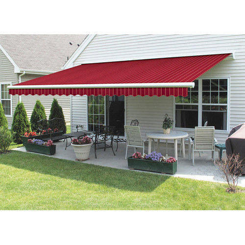 Red Sun Setter Awning Rs 295 Square Feet Budesh Floorings Id