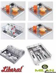 TU Kitchen Basket